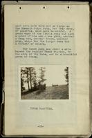 [Page of] Through the Yellowstone