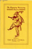 Oct 14: The Male Animal