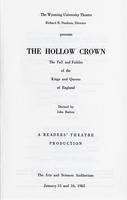 Jan 15-16: The Hollow Crown
