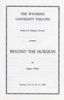 Feb 14-17: Beyond the Horizon