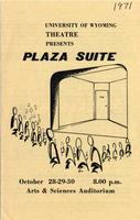 Oct 28-30: Plaza Suite