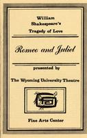 April 23-27: Romeo and Juliet