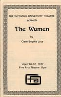 May 2-6: The Women