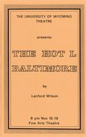 Nov 15-19: The Hot L Baltimore