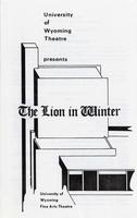 Oct 5-6, 11-13: The Lion in Winter