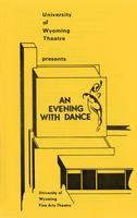 December 5-8: An Evening With Dance