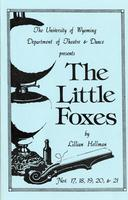 Nov 17-21: The Little Foxes
