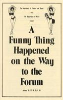 January 26-30: A Funny Thing Happened on the Way to the Forum