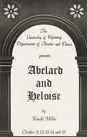 October 11-15: Abelard and Heloise