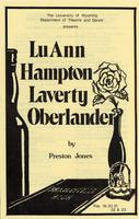 Feb 19-23: Lu Ann Hampton Laverty Oberlander