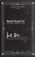 May 6-10: Aurora Variations, Street Scenes, Jazz Suite