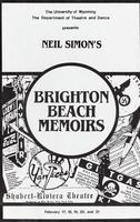 Feb 17-21: Brighton Beach Memoirs