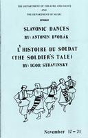 Nov 17-21: Slavonic Dances and A Soldier's Tale