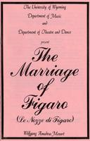April 23-30: The Marriage of Figaro