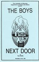 Feb 19-23: The Boys Next Door