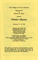 Feb 18-22: Winter Moons [UW]