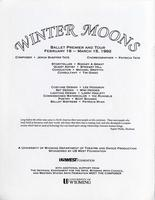 Feb 18-22: Winter Moons [Tour]