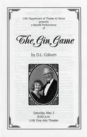 May 2: The Gin Game