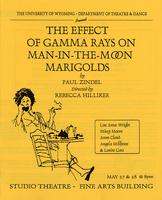 May 27-28: The Effect of Gamma Rays on Man-In-The-Moon Marigolds