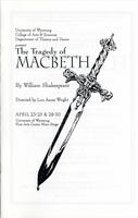 April 23-30: Macbeth