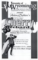 Oct 6-11: The Cherry Orchard