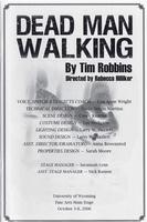 Oct 3-8: Dead Man Walking