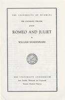 June 13-14: Romeo and Juliet