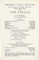 August 11-13: The Circle