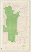 Bridger-Teton National Forest : Kemmerer, Greys River and Big Piney Ranger Districts, Bridger Division, West half