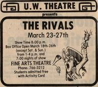 March 23-27: The Rivals [Notice 002]