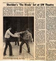 March 23-27: The Rivals [Newspaper Clipping 004]