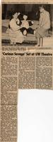 July 9-11: The Curious Savage [Newspaper Clipping]