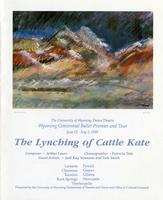 June 22-July 2: The Lynching of Cattle Kate