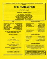 July 5-8: The Foreigner