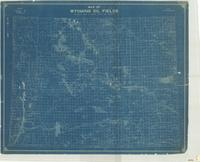 Map of Wyoming oil fields