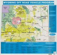 Wyoming off-road vehicle program