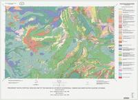 Preliminary digital surficial geologic map of the Rawlins 30 x 60 minute quadrangle, Carbon and Sweetwater counties, Wyoming