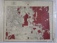 State of Wyoming : lands designated by the Secretary of the Interior under the provisions of the Enlarged Homestead Acts