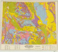 Wyoming soils map
