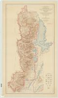 Topographic map, Grand Teton National Park and part of Jackson Hole National Monument : Teton County, Wyoming