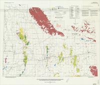 Oil and gas fields map of the greater Green River Basin and overthrust belt, southwestern Wyoming