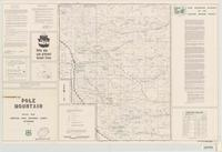 Pole Mountain travel map : Medicine Bow National Forest, Wyoming