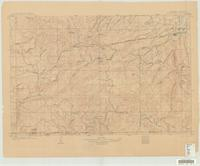 Wyoming-Colorado, Encampment special map