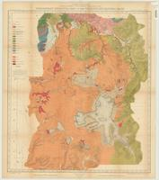 Preliminary geological map of the Yellowstone National Park