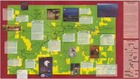 The North Platte River recreation map : Natrona County.