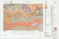 Geologic map of the South Pass 30' x 60' quadrangle, Fremont and Sweetwater Counties, Wyoming