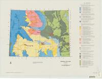 General soil map, Wyoming