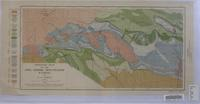 Geologic map of the Owl Creek Mountains, Wyoming