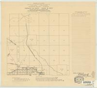 Shoshone project, Wyoming, Township 56 North, Range 98, West : showing farm units and irrigable areas for which water right applications may be made