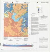 Geologic map of the Guernsey Reservoir quadrangle, Platte County, Wyoming